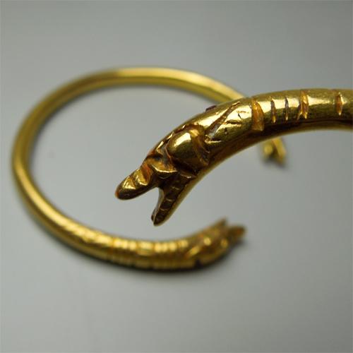 Coppia bracciali serpente