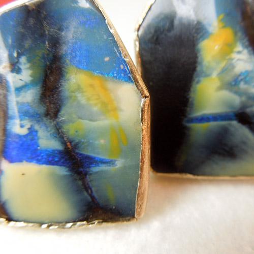 Orecchini opale