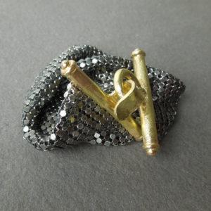 Bracciale cotta argento