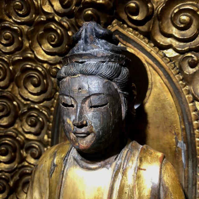 Buddha, Giappone, periodo Edo